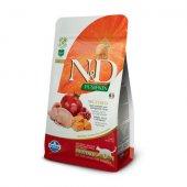 N&D Cat Adult Pumpkin Neutered - с пъдпъдък и нар за кастрирани котки