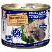 Natural Greatness Cat VET Renal - бъбречна недостатъчност, 6 консерви по 200гр