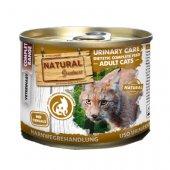 Natural Greatness Cat VET Urinary - уринарна грижа, 6 консерви по 200гр