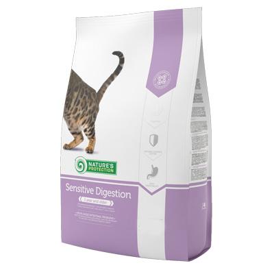Natures Protection Cat Sensitive Digestion - Високосмилаема формула