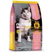 Nutram Cat Adult & Senior - с пиле и сьомга