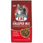 Perfecto Cat Classic Knusper-Mix - Микс меса и зеленчуци