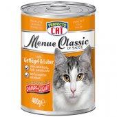 КОТКИ |  | Perfecto Cat Menue Classic Пиле и дроб в сос - консерва