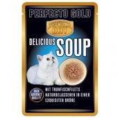 КОТКИ |  | Perfecto Cat Delicious Soup - пауч с риба, 12x40гр