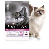 КОТКИ | Храна за котки | Pro Plan Cat Delicate - за чувствителни котки с пуйка и ориз