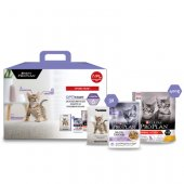 КОТКИ | Храна за котки | Pro Plan Промо пакет за малки котенца
