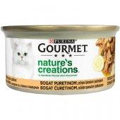 Gourmet Natures Creations, консерва с пуйка, пащърнак и спанак