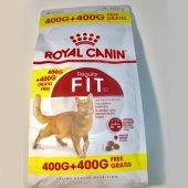КОТКИ | Храна за котки | Royal Canin Fit - 400 гр с 400 гр БЕЗПЛАТНО
