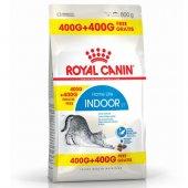 КОТКИ | Храна за котки | Royal Canin Indoor - 400 гр с 400 гр БЕЗПЛАТНО