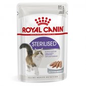 Royal Canin Sterilised in LOAF - 85 гр пауч, пастет