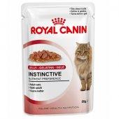 КОТКИ |  | Royal Canin Instinctive in Jelly - 85 гр пауч в желе