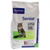 Virbac HPM Senior Neutered Cat - за възрастни кастрирани котки