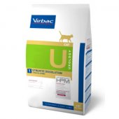 Virbac Cat Urology Struvite Dissolution - 1.5 кг
