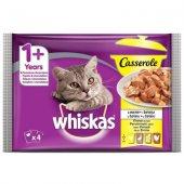 Whiskas Casserole Птичи ястия в желе - Пакет 4 x 0.85 гр