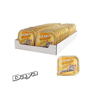 Daya - Пастет с Пиле, 100 гр