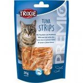 Trixie Tuna Strips, лакомство за котки - с риба тон, 20 гр
