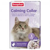 КОТКИ | Репеленти и почистващи средства | Beaphar Calming Spot On - успокояващи пипети за котки, 3 бр