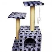 КОТКИ |  | SPECIAL CAT Катерушка 44x33x71см - синьо с лапички