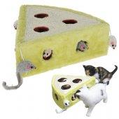 Kerbl Sisal Toy Cheesy - Играчка сирене, 28x28x10см