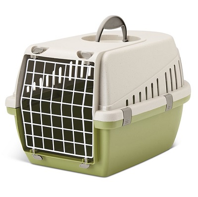 Savic Happy Planet Trotter - зелена клетка, 49х33х30см