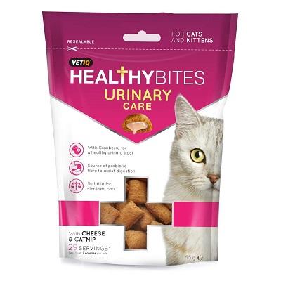 Mark & Chappell Urinary Care, 65гр - хапки за здрав уринарен тракт, за котки