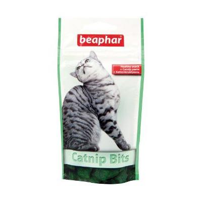 Beaphar Catnip Bits - джоб хапки с котешка трева, 150гр