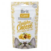 Brit Care Cat Snack Truffles with Cheese с инулин, 50гр - хапки с пълнеж