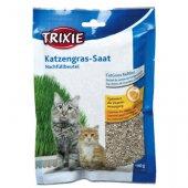 Trixie Мека трева за котки, с витамини - семена 100гр. в плик