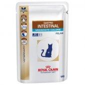 Royal Canin Cat Gastro Intestinal Moderate Calorie - пауч