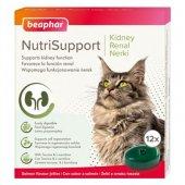 Beaphar Cat NutriSupport Kidney - Желирани капсули при проблеми с бъбреците, 12 броя