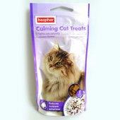 Beaphar Calming Bits - успокояващи хапки за котки, 35гр