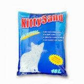 Kitty Sand Original 16 l.- Силиконова тоалетна за котки