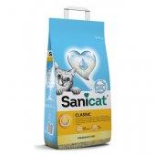 Sanicat Classic Fragerance Free - абсорбиращ класически бентонит