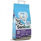 Sanicat Classic Lavender - абсорбиращ класически бентонит, лавандула