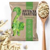 Stefo Екологична котешка тоалетна от соя, 6 литра, аромат зелен чай