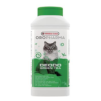 Oropharma Deodo Green Tea, ароматизатор за тоалетна, зелен чай, 750гр