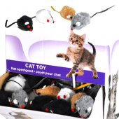 Vadigran Cat Toy Mouse - мишка, 5 см