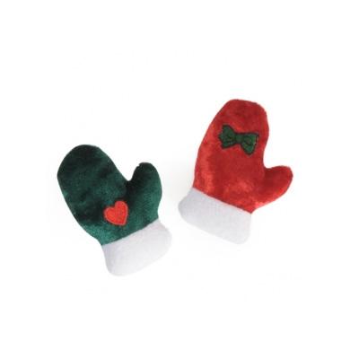 Camon Коледна ръкавица за котки, 8x6см, 1 брой