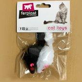 Ferplast PA 5004 - плюшени мишки, 5см, 2 броя