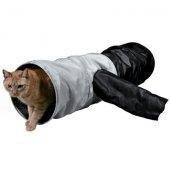Trixie Шумолящ тунел за котки, 30 x 115см