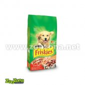 Friskies Dog Active - Храна за активни кучета над 1 година, 10кг