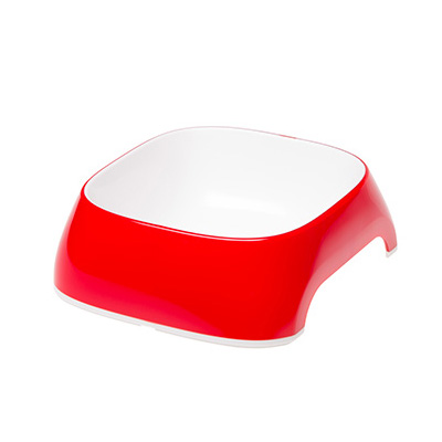 Ferplast Glam Medium - 750 мл, червена с гума