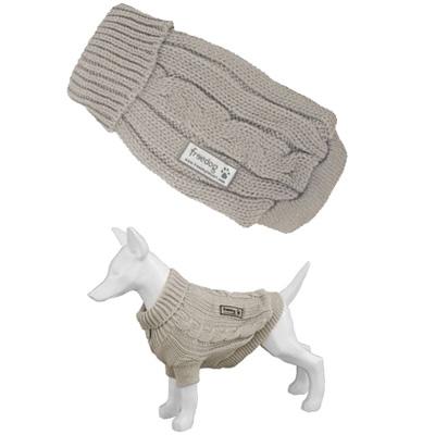 Freedog JERSY NATURE - бежов пуловер