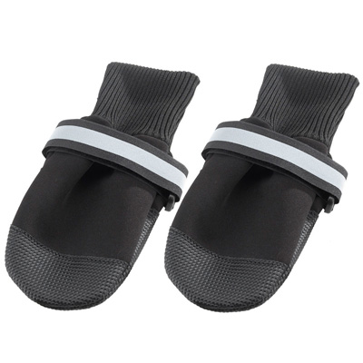 Ferplast DOG SHOES - Кучешки обувки с отразител, 2 броя