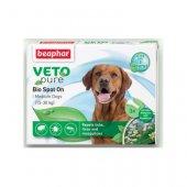 Beaphar Veto Pure Bio Spot On за кучета от средни породи, 3 пипети