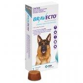 Bravecto Tabl. за кучета с тегло от 20 до 40 кг - 1 брой таблетка