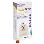 Bravecto Tabl. за кучета с тегло от 2 до 4.5 кг - 1 брой таблетка