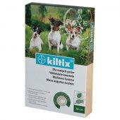 Kiltix противопаразитна каишка за кучета от дребните породи, 38см