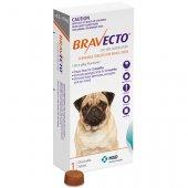 Bravecto Tabl. за кучета с тегло от 4.5 до 10 кг - 1 брой таблетка
