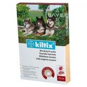 Kiltix противопаразитна каишка за кучета от големите породи, 70см